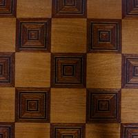 Rosewood Games Table Chess Board Folding Card Table 19th Century (2 of 16)