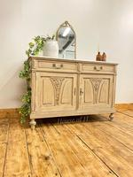 French Antique Style Marble Sideboard / Cupboard / Washstand (5 of 7)