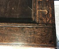 17th Century Oak Coffer (13 of 14)