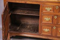 Rare Georgian Fruitwood Serving Dresser (12 of 13)