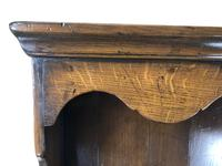 Quality Late 20th Century Oak Cottage Welsh Dresser (9 of 15)