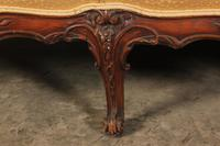 French Walnut Couch (7 of 16)