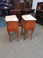Pair of French Marble Top Tables (4 of 6)