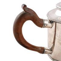 18th Century Sheffield Plate Tea Pot (6 of 8)