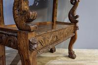 Carved Victorian Buffet (5 of 9)