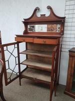 Edwardian Display Cabinet (2 of 6)
