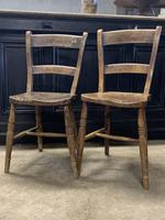 Pair of Victorian Children's  Chairs (4 of 4)