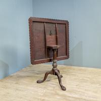 Chippendale Games Table (7 of 9)
