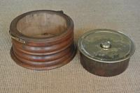 19th Century Dutch Wood & Brass Foot Carriage Warmer Hot Water Bottle (2 of 6)