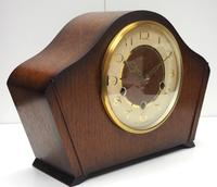 Smiths Arched Top Art Deco Mantel Clock – Musical Westminster Chiming 8-day Mantle Clock (3 of 9)