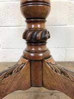Georgian Mahogany Birdcage Pedestal Table (10 of 11)