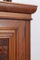 Victorian Arts & Crafts Walnut Cabinet (13 of 13)