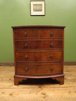 Small Antique Reproduction Chest of Drawers, Quality Piece (3 of 13)