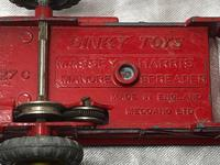 1950's Dinky Toys Massey Harris Red Tractor Plough Manure Spreader Disc Harrow (8 of 36)