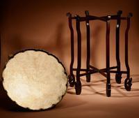 Elegant Chinese Harwood Folding Table c.1900 (5 of 10)