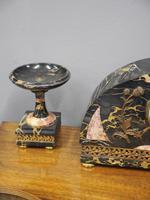 Art Deco Marble Clock Garniture (3 of 13)