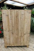 Gorgeous Old Pine 2 Door Cupboard with Shelves - Linen/ Larder/ Storage/ Food/ Wardrobe (10 of 10)