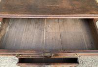 17th Century Oak Two Part Chest of Drawers (16 of 20)