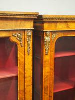 Matched Pair of Victorian Display Cabinets (13 of 17)