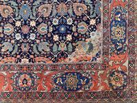 Antique Tabriz Rug (8 of 11)