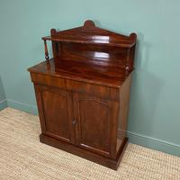 Quality Victorian Antique Mahogany Chiffonier / Sideboard (4 of 10)