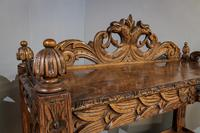 Carved Victorian Buffet (4 of 9)