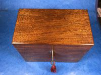Georgian Mahogany Stationary Box (17 of 17)