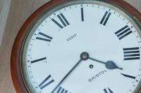 Kemp Bristol Fusee Dial Wall Clock (3 of 5)