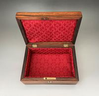 Gorgeous William IV Jewel/sewing Box (4 of 5)