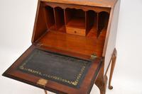 Antique Burr Walnut Writing Bureau (7 of 9)