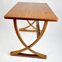 Nathan X-frame Legged Nest of Tables (6 of 11)