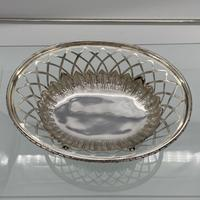 18th Century Antique George III Sterling Silver Dish London 1795 William Pitts & Joseph Preedy (9 of 11)