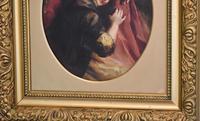 Oil Painting of Kate Kearney - Irish Beauty (6 of 9)