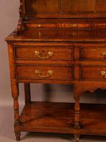 Good Georgian Oak Dresser (4 of 12)