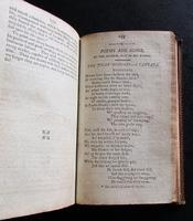 1801 Rare Robert Burns Poems Chiefly In The Scottish Dialect (4 of 5)