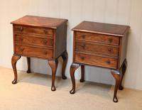 Pair of Mahogany Bedside Cabinets (3 of 10)