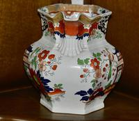 19th Century Real Stone China Jug with Chinoiserie Decoration (2 of 11)
