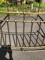 Brass King Size Bed Frame (3 of 7)