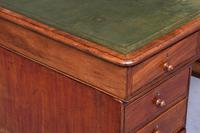 George III Mahogany Partners Desk (7 of 12)