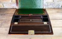 William IV Rosewood Lapdesk 1830 (6 of 10)