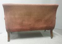 Lovely Art Nouveau Two Seater Sofa (8 of 9)