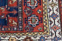 Antique Shassavan long rug 382x126cm (9 of 9)