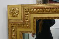 Very Large French Gilt Over Mantle Mirror (7 of 7)