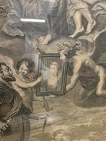 Stunning 19th Century Engraving Depicting Henri IV (5 of 7)