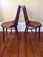 Pair of Antique Thonet Style Bentwood Chairs (4 of 14)