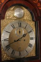 18th Century Dutch Marquetry Longcase Clock (16 of 16)