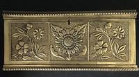 Aesthetic Movement Brass Repousse Box (7 of 7)