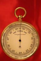 Victorian Pocket Barometer Travel Compendium c1890 (8 of 12)