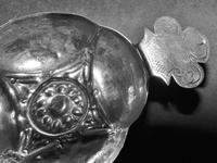 17th Century German Silver Wine Taster (4 of 9)