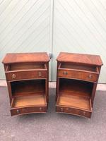 Pair of Mahogany Bedside Cabinets (11 of 11)
